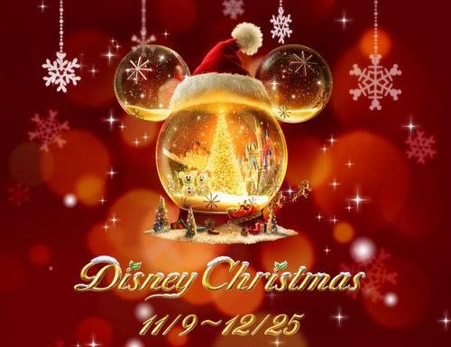 ディズニークリスマス2015_東京ディズニーリゾート