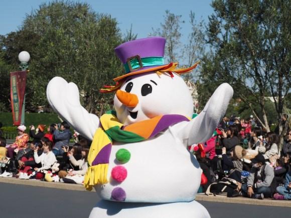 ディズニー・クリスマス・ストーリーズ 雪だるま
