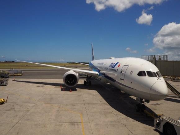 ANA 飛行機
