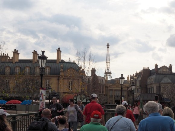 WDW エプコット フランス館