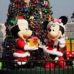 香港ディズニーランド クリスマス フォトロケーション