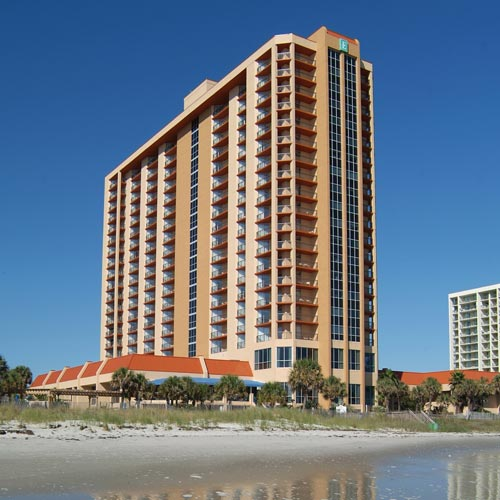 Embassy Suites by Hilton at Kingston Plantation - Myrtle ...