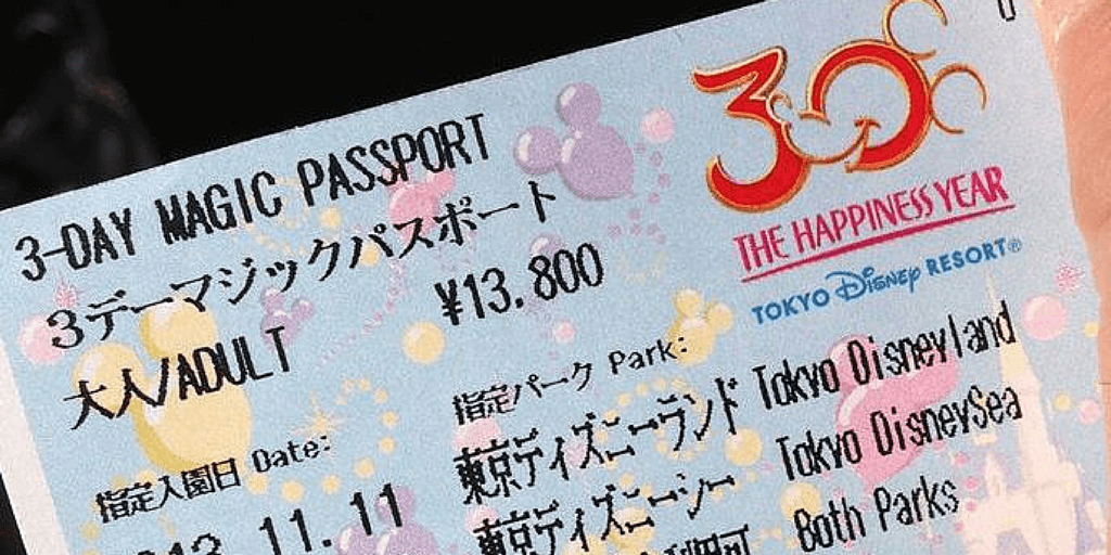 Guide to Buying Park Tickets for Tokyo Disney Resort