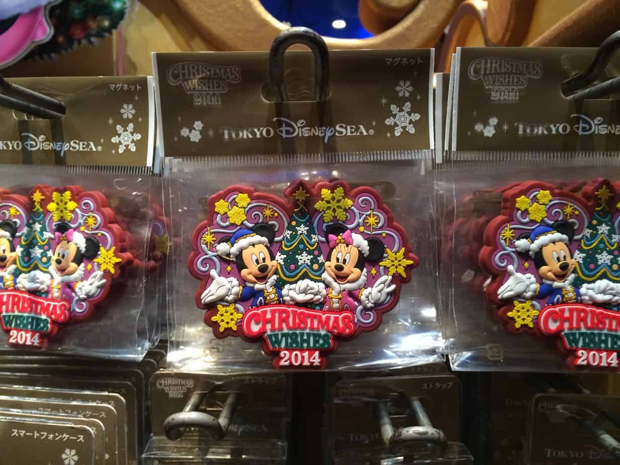 Our 29 Perfect Christmas Gifts At DisneySea