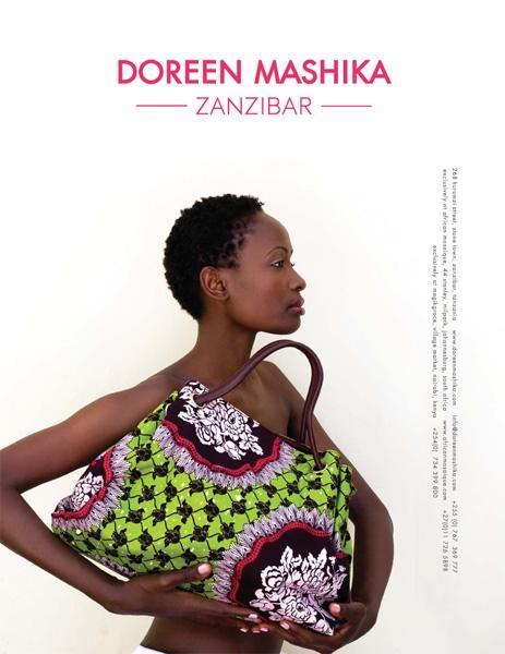 Doreen Mashika Zanzibar Designer