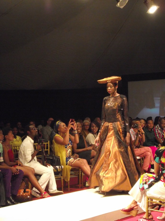 Cynthia Shimming from Namibia SFW2013