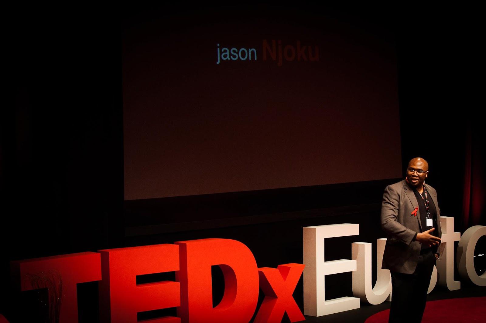 Inspiration Tuesday! Failing all the way to success Jason Njoku on TedxEuston