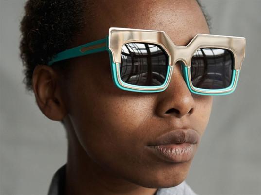 Karen Walker Celebrates Kenyan Artisans in Spring 2014 Campaign