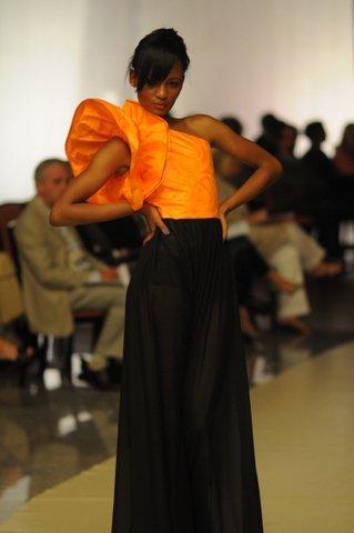 Hub of Africa Fashion Week 2012 Addis Ababa