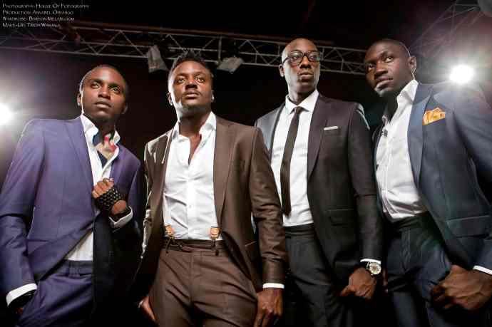 Musically adept- fashionably conscious: Meet Sauti Sol