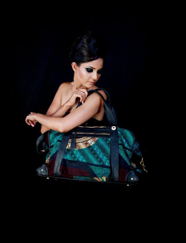The African luxury movement, meet Adèle Dejak