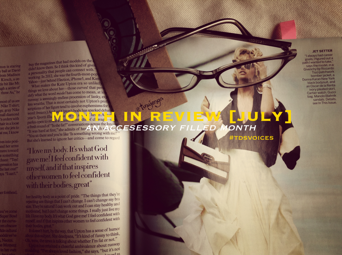 The Designers Studio Kenya - Month in Review [July] An Accessory Filled Month #fashionke #tdsvoices
