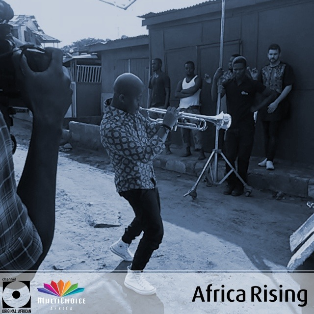 Africa Rising MultiChoice MultiChoice Africa content campaign