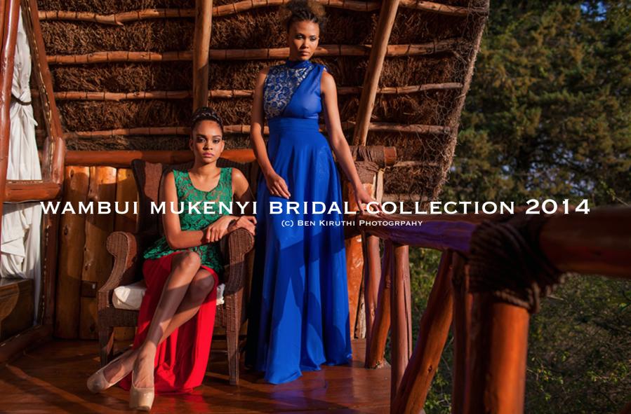 Wambui Mukenyi Bridal Collection