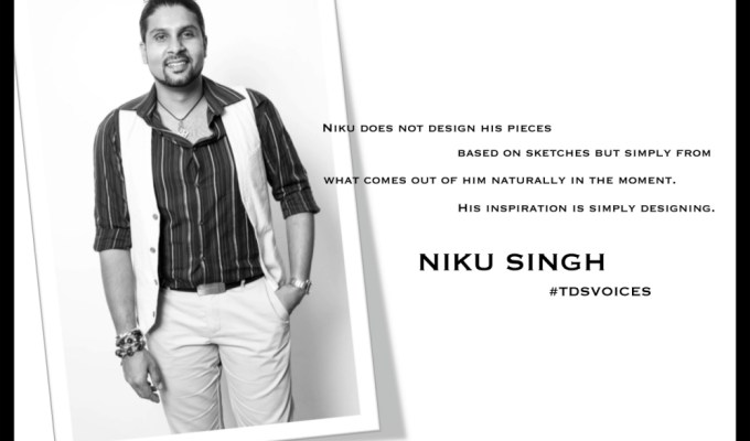 There is jewelry and then there is Niku Singh. The Designers Studio Kenya Fashion