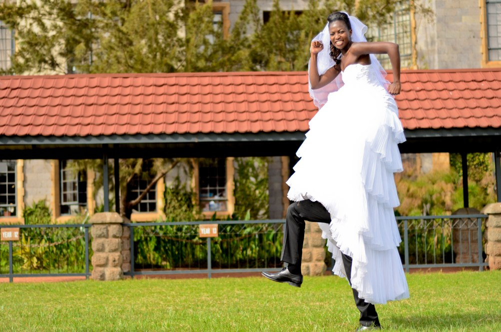 From their own love affair to a love of wedding photography: Ben and Gathoni Kiruthi tell us their story. Ben Kiruthi and his beautiful wife Gathoni have built themselves a wedding photography business having grown from strength to strength and from engaged to married. What makes this couple and photography unique? God, their love for each other and capturing and sharing love stories #tdsphotoseries
