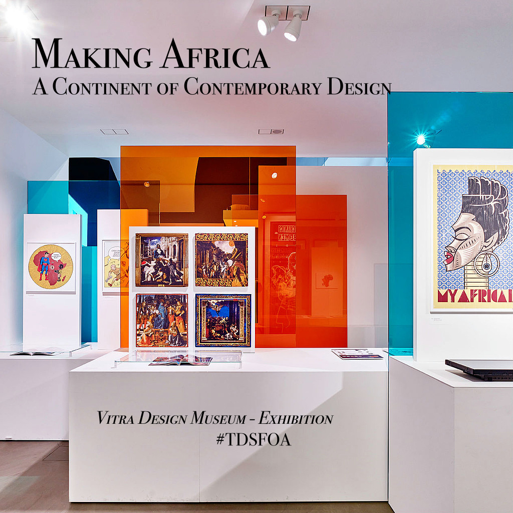 """""""It's time to move on from talk of the 'Dark Continent'."""" """"Making Africa""""-A Continent of Contemporary Design is a major exhibition of the Vitra Design Museum and Guggenheim Bilbao taking place in the Vitra Design Museum in Weil am Rhein, Germany. The exhibition has been running from 14th March and set to end on 13 September 2015 so there is still time to see it."""
