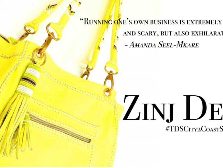 From Lecturer to Fashion Designer, Amanda Seel-Mkare shares her evolution into Zinj Design
