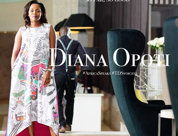 The spectacular, brave and ever determined African fashion activist...Here is its journey thus far...100 Days of African Fashion by Diana Opoti... Diana Opoti is knee deep into the digital campaign, 100 Days of African Fashion.