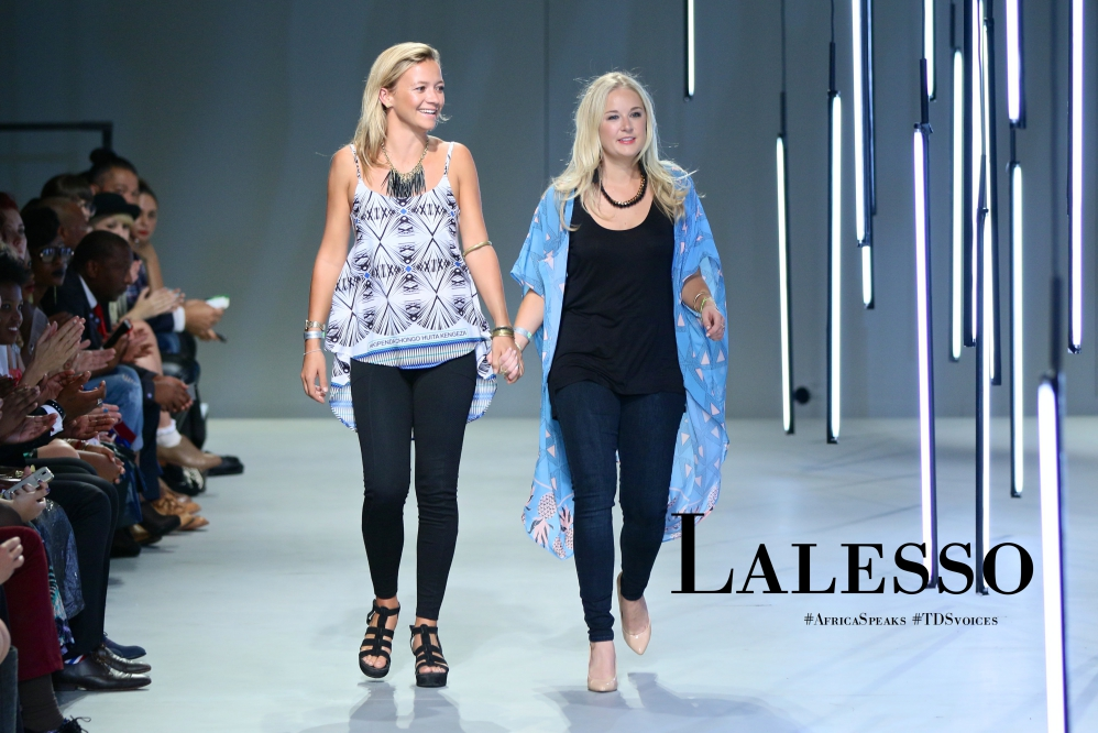 Lalesso; one of the world's only zero-carbon fashion brands #AfricaSpeaks #TDSvoices
