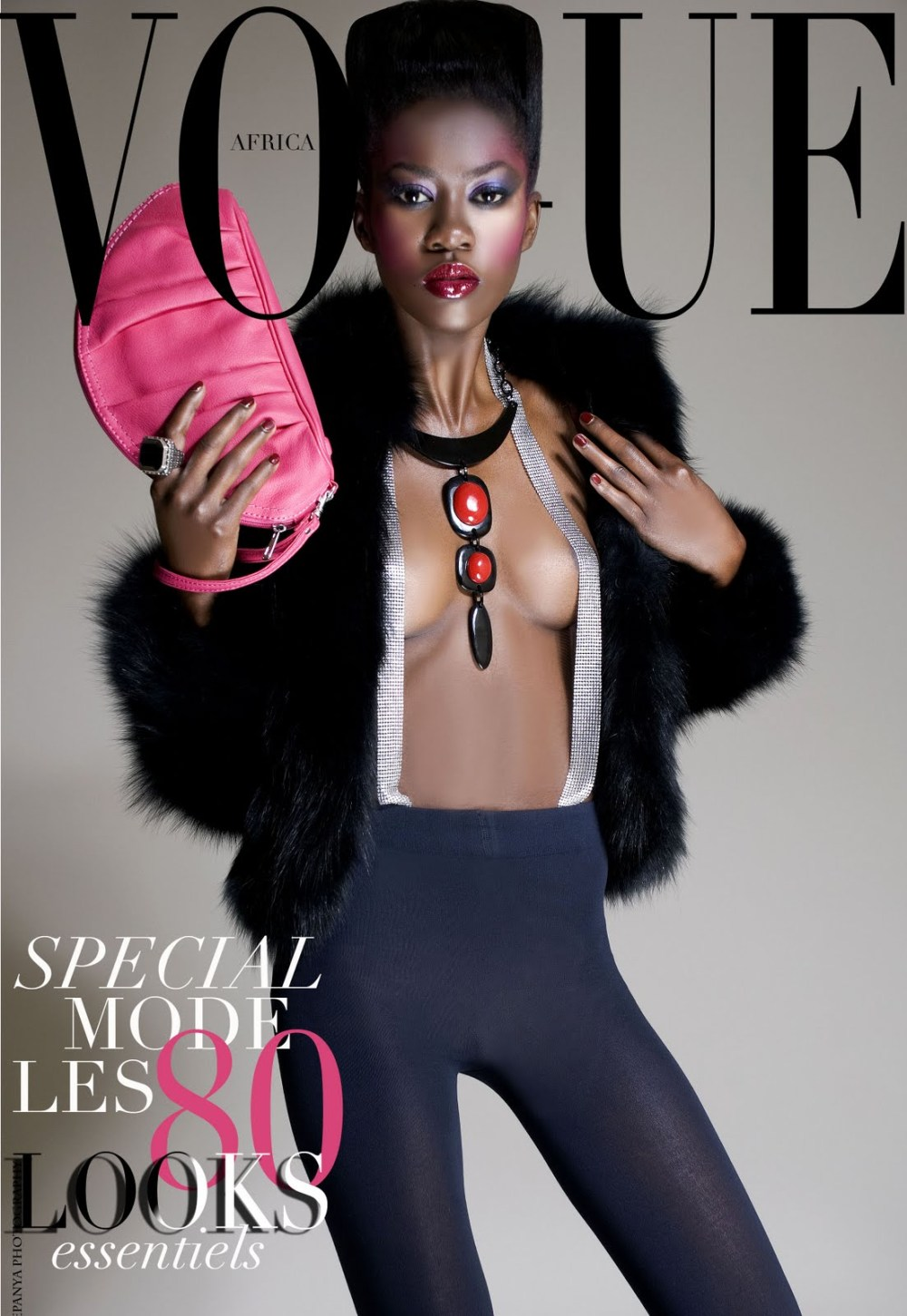 Should there be a Vogue Africa? Mario Epanya's bid to Condé Nast 2010 #AfricaSpeak #TDSvoices