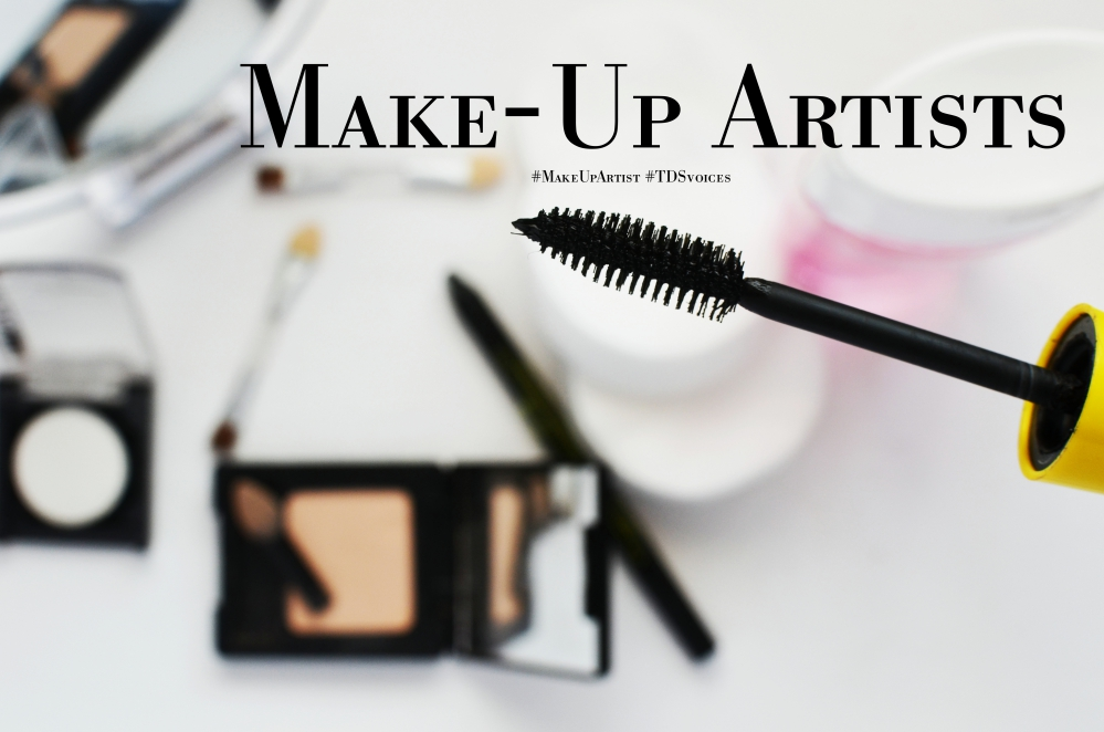 A quick introduction to the make-up artist #Business Talk #TDSvoices
