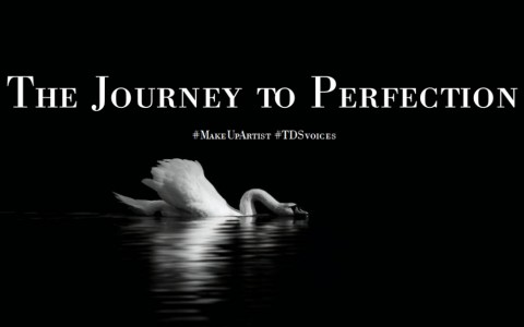 The Journey to Perfection #MakeUpArtist #TDSvoices