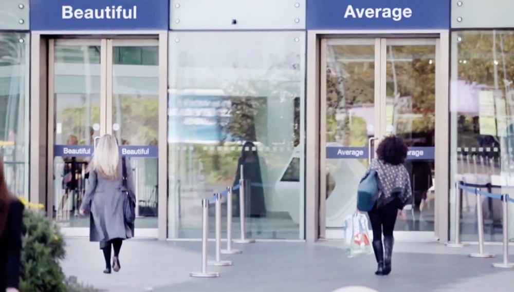 Do you think you are beautiful: Dove's 'Choose Beautiful' campaign #HolidayFashion #TDSvoices
