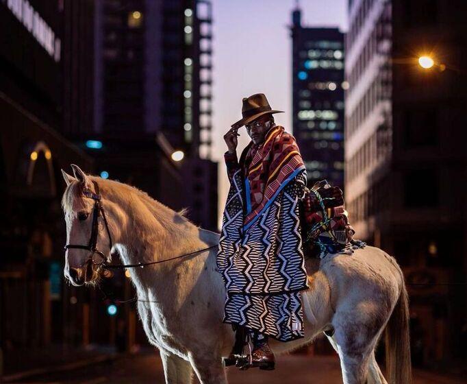 "MaXhosa by Laduma – ""My Heritage, My Inheritance"" –Africa Feature The Designers Studio Photos subject to copyright and courtesy of ©Laduma Ngxokolo"