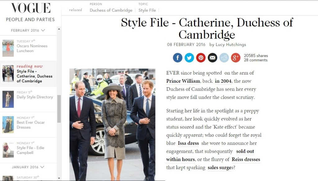 The Style File (Image courtesy of vogue.co.uk)
