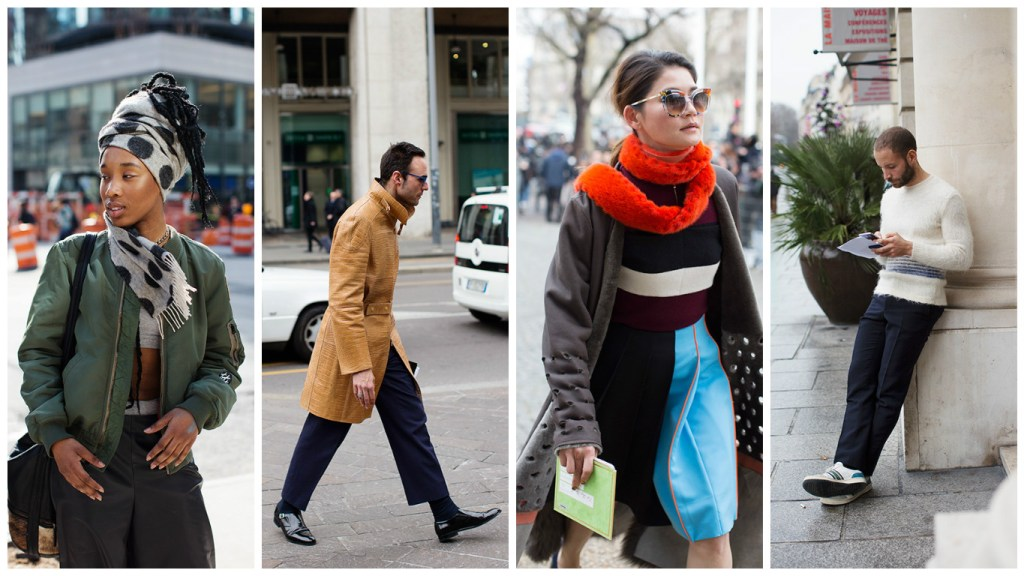 (Images: Courtesy of The Sartorialist)