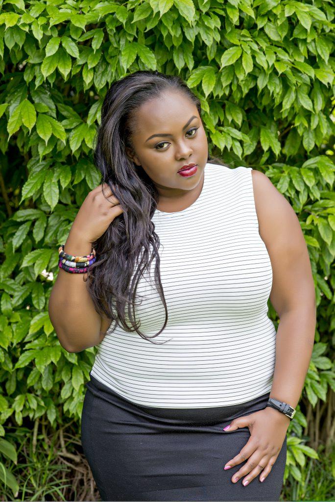 Francisca Nyamu [Image: courtesy of Plus Fabulosity]