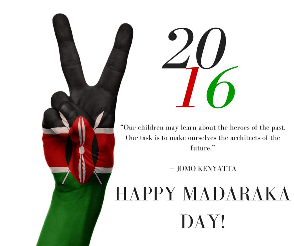 Madaraka Day- Branding Kenya Fashion Hub June Series Editors Note