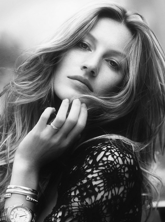 Gisele Bundchen [Image: Cedric Buchet / Harper's Bazaar]
