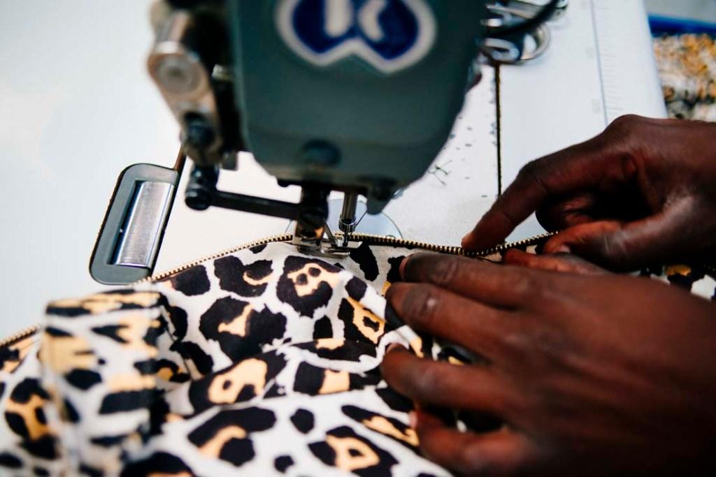 Stella McCartney Africa © ITC Ethical Fashion Initiative