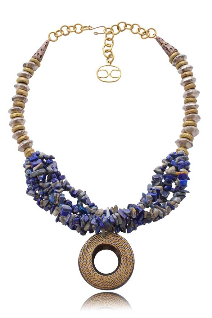 Lishan Necklace [Image: Courtesy of Shikhazuri]