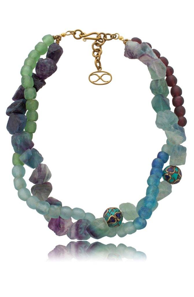 Petronia Necklace [Image: Courtesy of Shikhazuri]