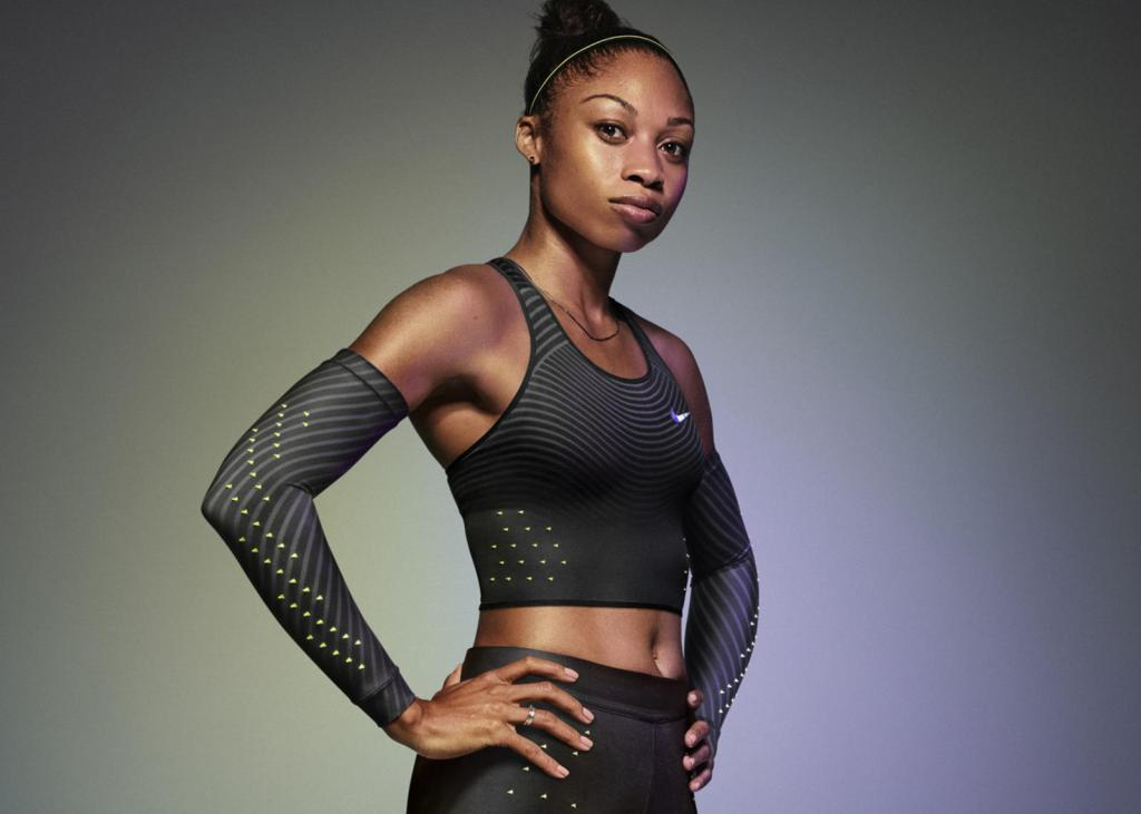 Nike Vapor Track Field kits [Image: Courtesy of Nike]
