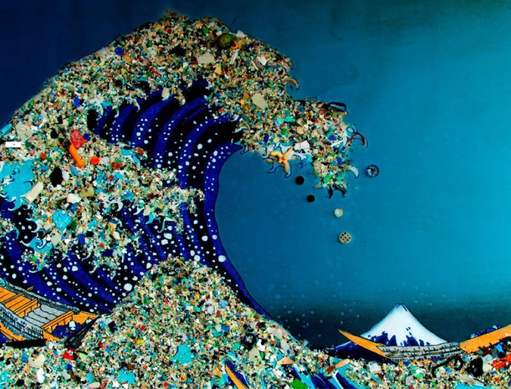 Plastic Pandemic by helloalishia