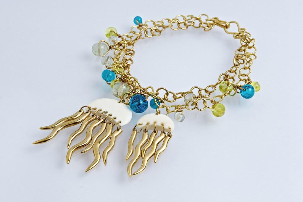 Anemone Collection Necklace [Image: Barbara Minishi Photography]