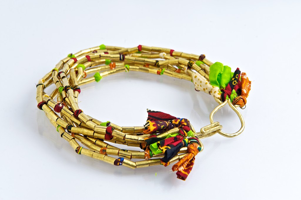 ReEccentrica Africa Collection Necklace [Image: Barbara Minishi Photography]