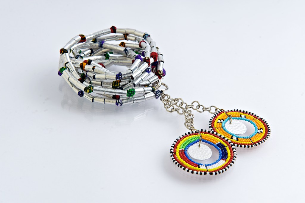 ReEccentrica Africa Collection Bracelet [Image: Barbara Minishi Photography]