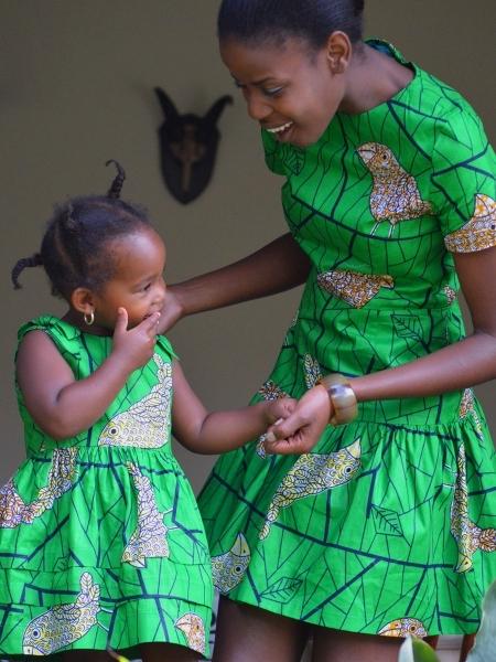Linda and  Cecilia Dress [Image: Courtesy of Njema Helena]