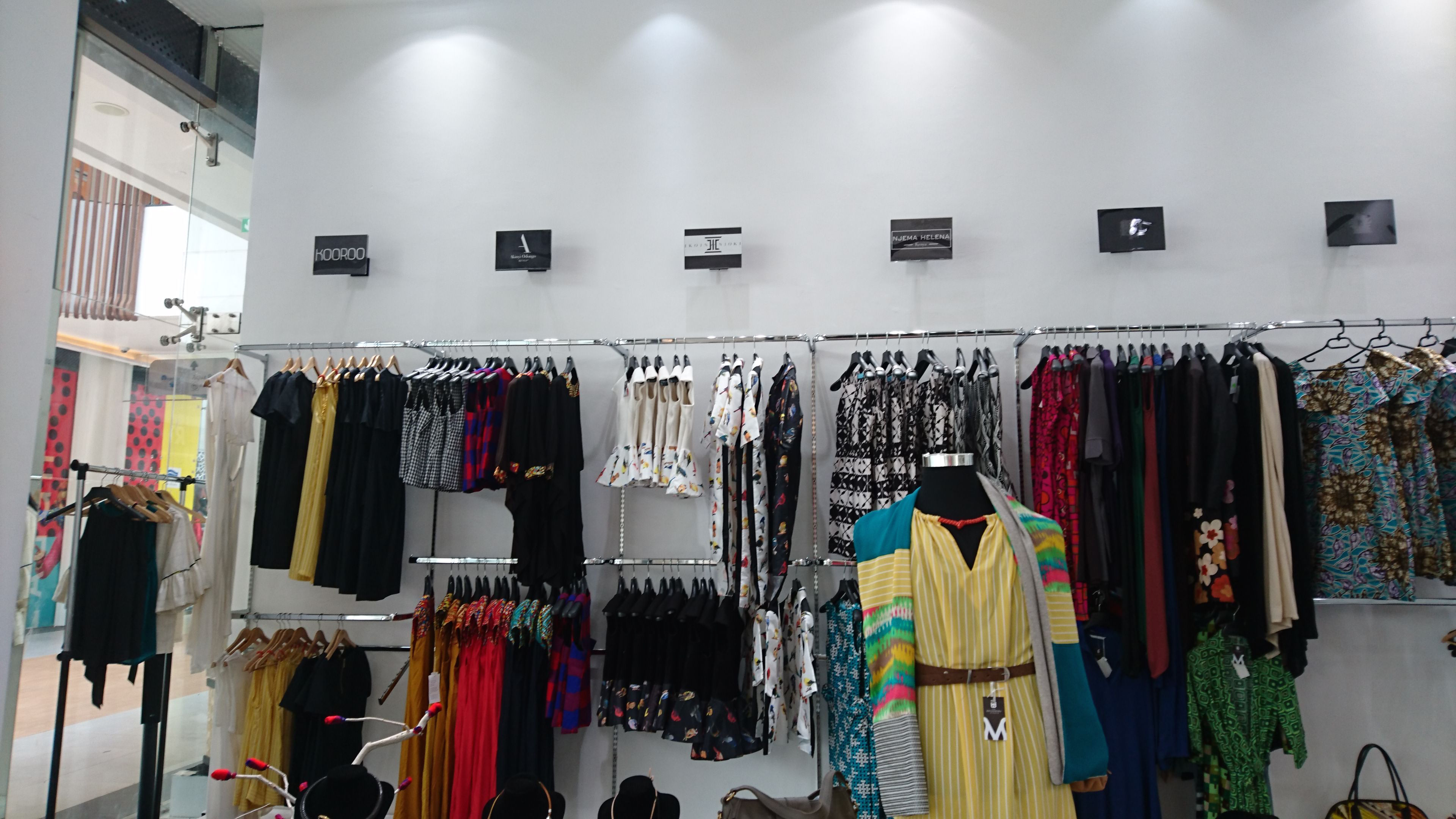 The Designers Studio Store at Two Rivers Mall - Kenya. Image subject to Copyright.