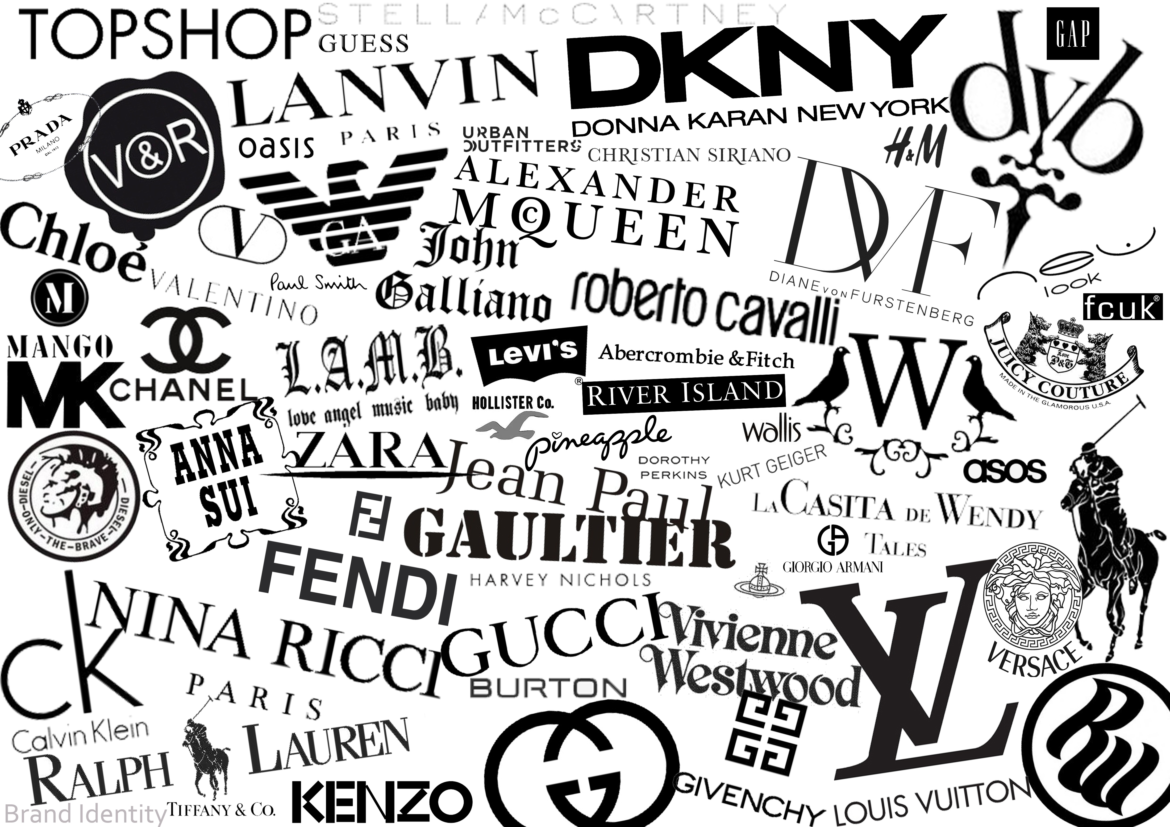 Name Game What Is In A Fashion Brand Name How Do You Pick One