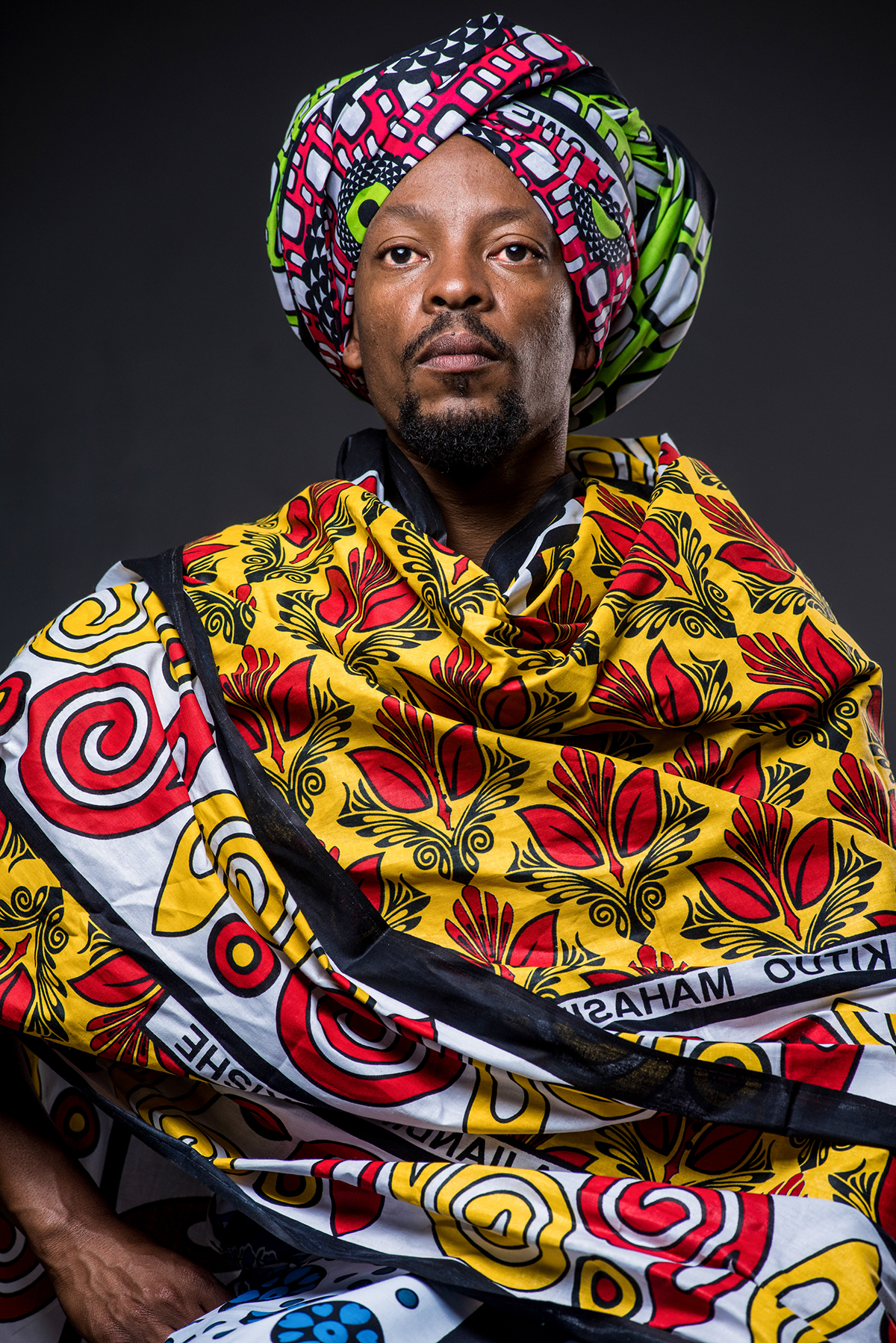 KANGA: The Talking Cloth Of The East African Coast