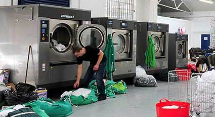 TDS Sustainable Laundry Services