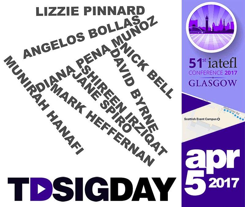 IATEFL SIG Day Countdown 2017