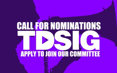 Be a part of the TDSIG committee!