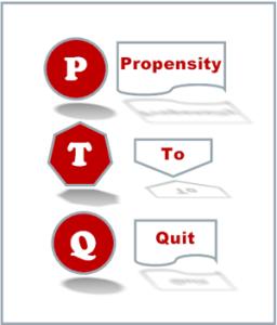 Propensity to Quit TDT Analytics
